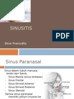 Sinusitis Bibin