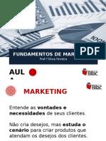 Aula 2 - Fundamentos de Marketing