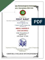 Point Burst
