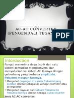 Converter AC AC. Hizkia