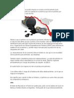 Trabajo de Como Mejorar La Economia en Bolivia