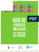 Guía lenguaje inclusivo