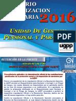 Actualización Tributaria 2016_Tema 8_UGPP