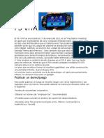 Medios de Distribucion y Mercado PSP