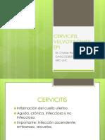 6. Cervicitis, Vulvovaginitis, Epi