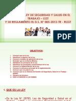 Ley N° 29783, Ley de Seguridad y Salud en el Trabajo.pdf