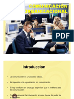6.1 Comunicacion Organizacional