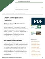 Understanding Standard Deviation – Bacon Bits
