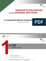 4 Presentación Corta GIZ México 2012