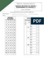 Cover Exam Papers Sk Bukit Garam 2-2