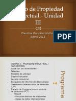 Curso PI Unidad III