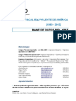 Carga Fiscal de América Latina y El Caribe - BID y CIAT