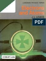 John L. Lewis - Electrons and Atoms