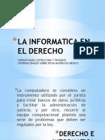 La Informatica en El Derecho (1)