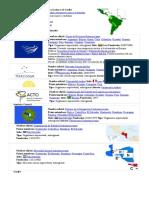Organismo Supraestatal de América Latina y El Caribe Infor
