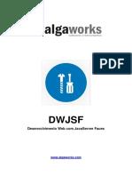 Algaworks Dwjsf Desenvolvimento Web Com Javaserver Faces 2a Edicao