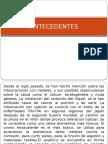 ANTECEDENTES-DIAPOS