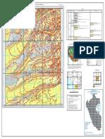 Mapa Geologico Del Cuadrangulo Tacna