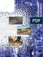 Booklet 3 Site Investigations for Urban Salinity
