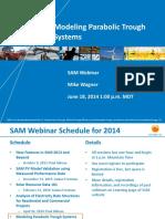 Sam Webinars 2014 Parabolic Trough Systems
