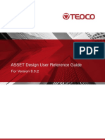 ASSET Design User Reference Guide