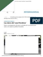 Las claves del 'caso Petrobras'  - Excelente artículo del diario EL PAÍS