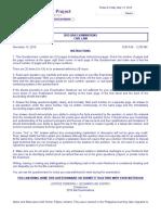 2015 Bar Examination Questionnaire for Civil Law