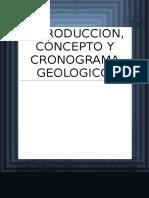 Introduccion a La Paleontologia