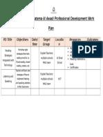 pd workplan 2
