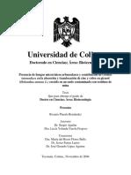 Rosario Pineda Hernandez Doctorado
