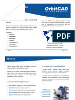 OrbitCAD Brochure