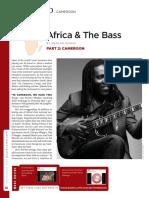 Bass Player Cameroon