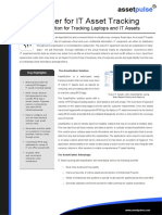 Asset Gather for It Asset Tracking
