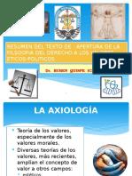 APERTURA DEL DEBATE JURIDICO-FILSOFOICO SOBRE LOS VALORES.pptx