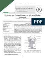 Modeling and Testing of Elastic Joints Mobile Mechanical Manipulators