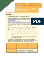 V-U2- Actividad Integradora Fase 3. Ética Ambiental Aplicada