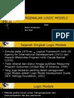 Introducing Logic Models
