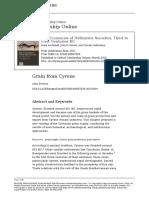 Bresson grain from Cyrene.pdf