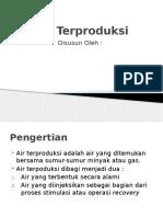 Air Terproduksi PLIMP
