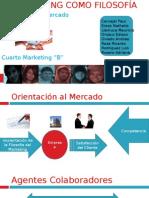 El marketing como filosofía grupo3diap
