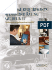 Diamond Rating Guidelines