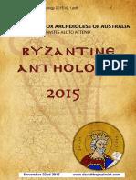 Byzantine Anthology 2015 v2.1