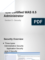 IBM-Certififed-WAS-8.5-Administrator-Security.pptx