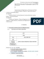Princípios Institucionais Da Magistratura 30 Páginas