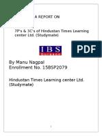 Manu Nagpal Report