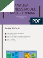 Analisa Business Model Canvas TOPMAN