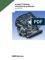 Mini w16 Motor Sp