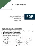 unsymmetrical faults.ppt