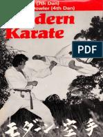 Arneil Steve - Dowler Bryan - Modern Karate