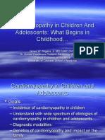 Cardiomyopathy Talk - Dr. Wiggins